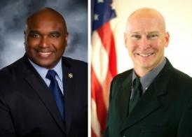 UPDATE: Brown Sworn In As Sheriff; Root Calls for Full Recount