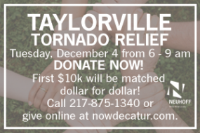 Taylorville Tornado Relief