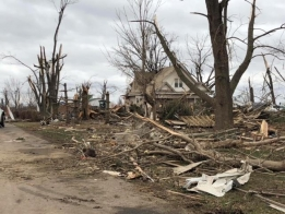 State Agencies, Fundraiser Assisting Taylorville Relief Efforts