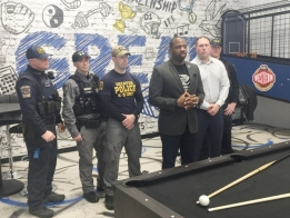 Law Enforcement Announces 'Cops and Gobblers' Event