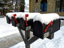Postal Service Asks Customers to Clear Snow and Ice