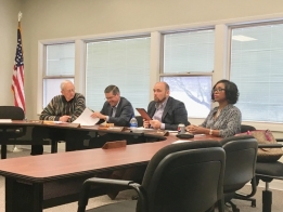 Parks Board OKs Sale of Land to Highway Department
