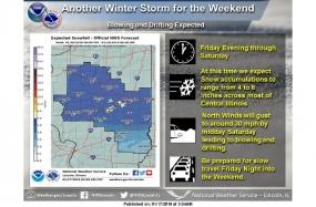 Area Braces for Next Winter Wallop
