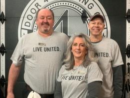 Rock United Raises Donations for United Way