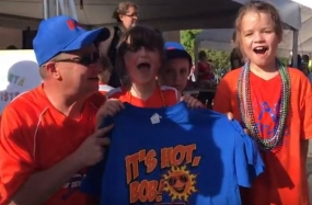 WATCH: Hot25 Argenta Our Town Carnival
