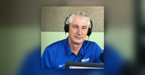 LISTEN: Millikin Men's Basketball Coach Mark Scherer, August Youth Skills Camp