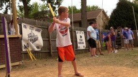 WATCH: 217 Backyard Wiffle Ball Classic
