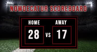 NowDecatur.com High School Football Scoreboard