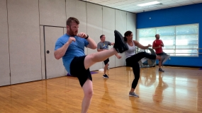 WSOYMCA Challenge – Group Fight
