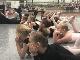 PHOTOS: Moscow Ballet's Great Russian Nutcracker Auditions in Decatur
