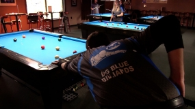 WATCH: Big Blue Billiards