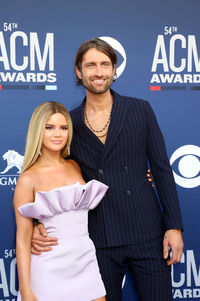 Maren Morris & Ryan Hurd Expecting First Child in 2020