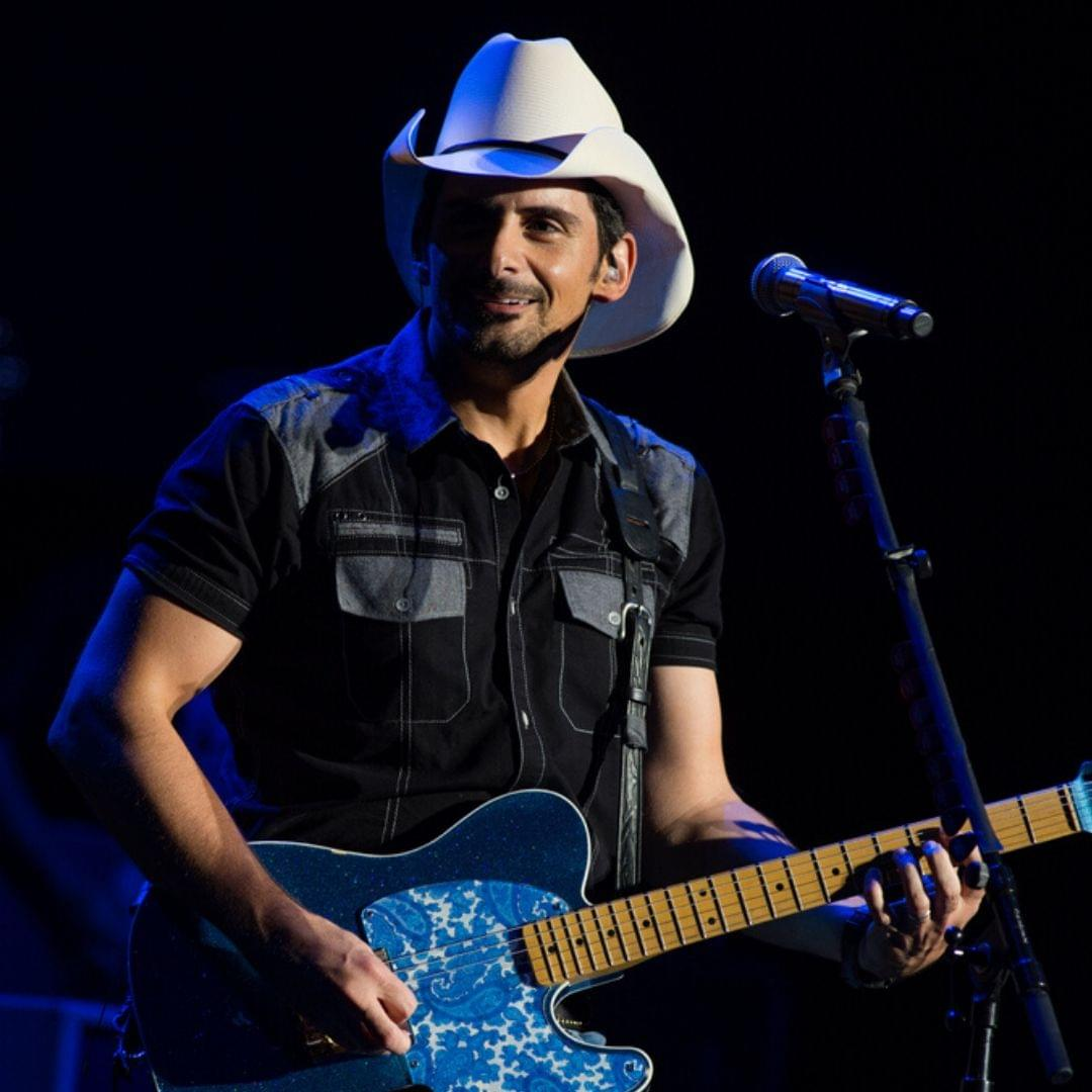 """Brad Paisley Thinks He's Special"" Coming to ABC"