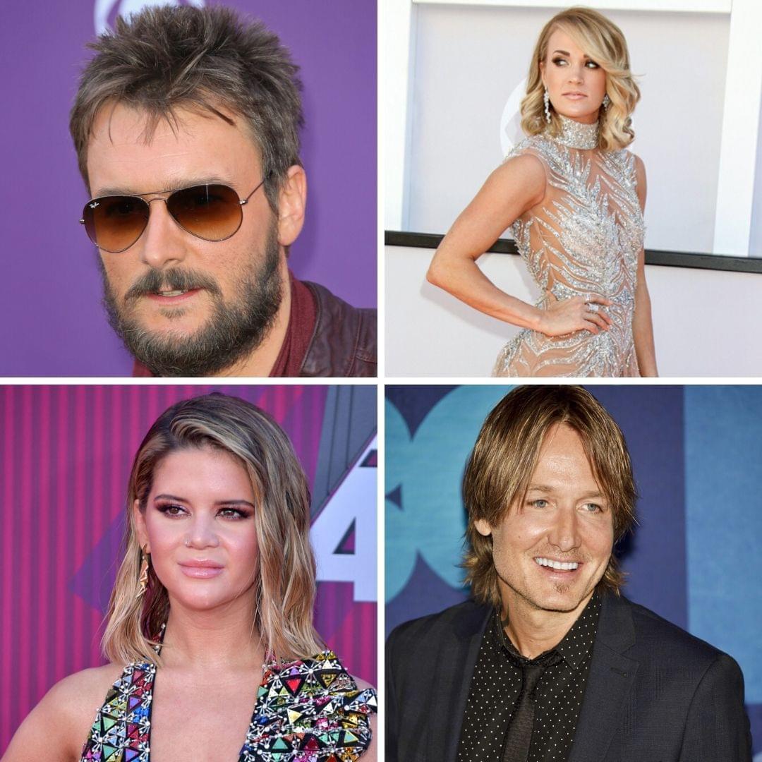 CMA Awards 2019 Lineup