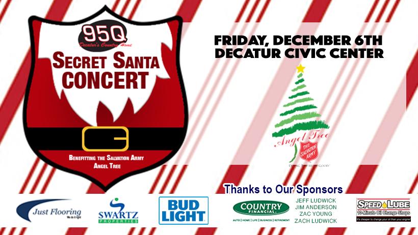 Secret Santa Concert 2019