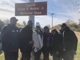 LISTEN: Remembering Sheriff Roger E Walker Jr