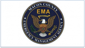Macon County EMA Re-Testing Alerts