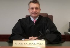 Judge Bollinger Appointed Chair of Judicial Education