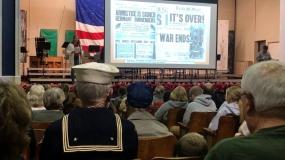 WATCH: Veterans Day Celebration at Johns Hill Magnet School