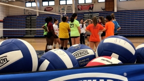 WATCH: St.T Volleyball Heads to State
