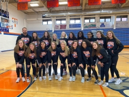 PHOTOS: St. T Girls Volleyball State Send-Off