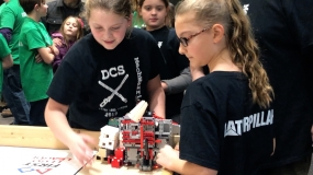 WATCH: Macon County 4-H S.C.R.E.A.M Hosts FIRST® Lego League Scrimmage