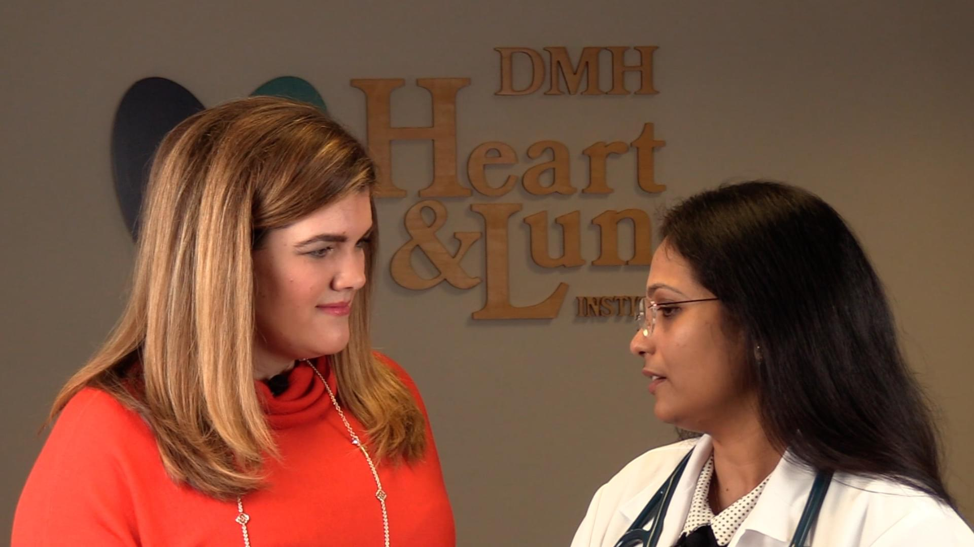 WATCH: DMH Newslink with NowDecatur – Flu and Heart Attacks