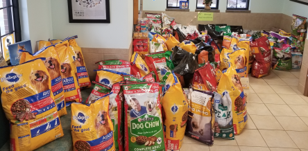 LISTEN: Fill the Waiting Room Pet Food Drive