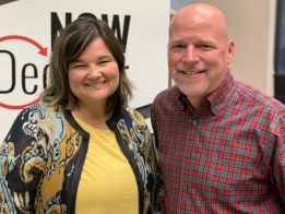 LISTEN: Jill Applebee & Rod Schanefelt, Decatur Parks Foundation