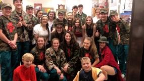WATCH: St. Teresa High School Presents M.A.S.H.