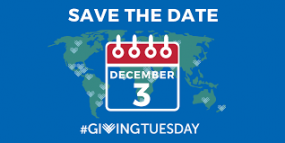Organizations Come Together For Giving Tuesday