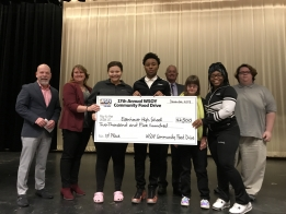 WSOY Community Food Drive Awards Cash Prizes To Top Schools