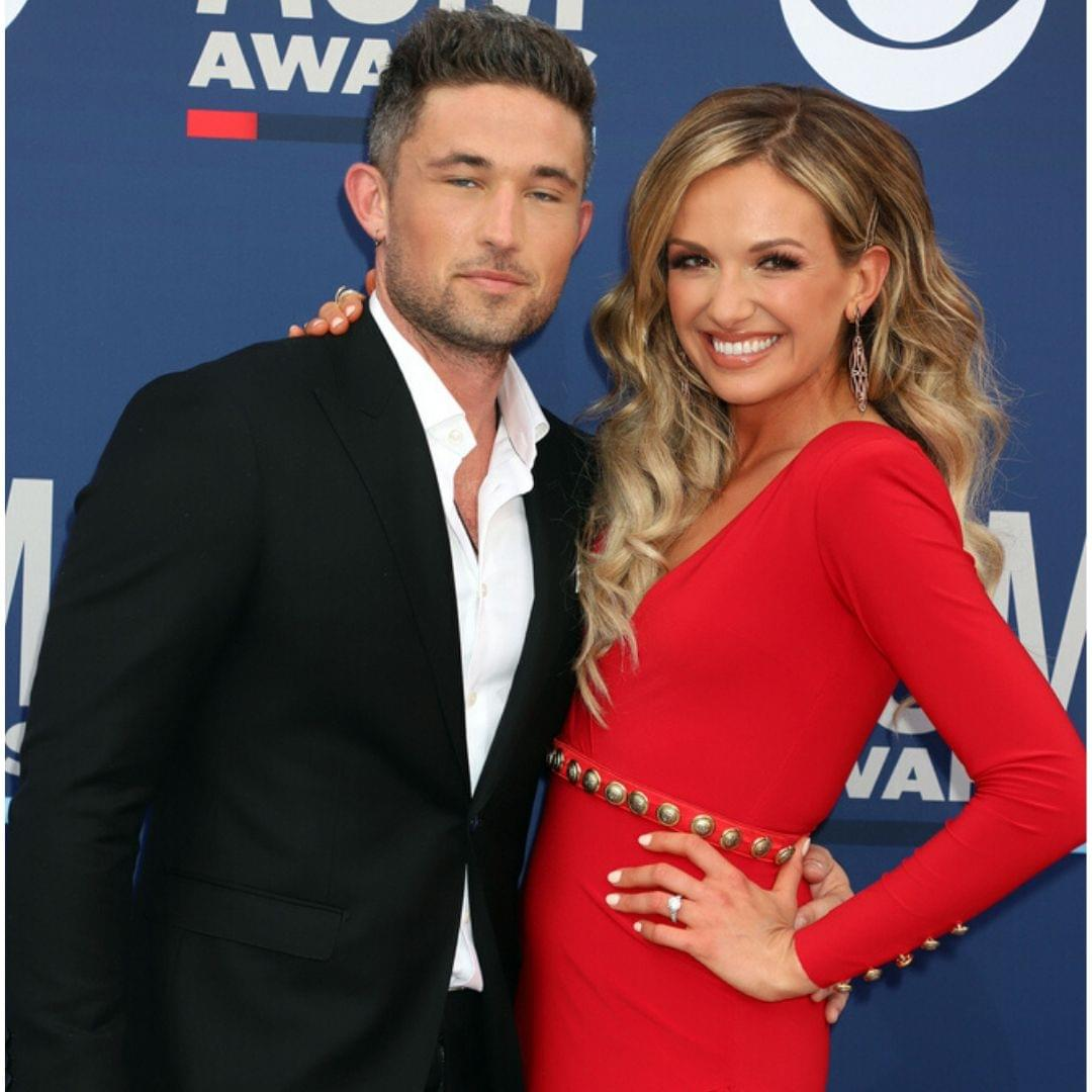 Michael Ray and Carly Pearce Dine with Stranger on Thanksgiving
