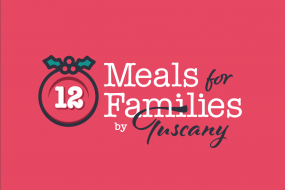 Tuscany Steak & Pasta House of Decatur Prepares Dinner for Families in Need