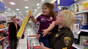 "WATCH: Macon County ""Shop with a Sheriff"" Brings Holiday Joy"