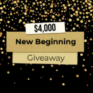 HOT New Beginning Giveaway