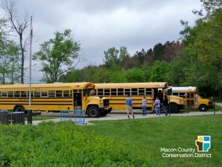 Audubon Field Trip Transportation Grant