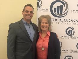 LISTEN: Decatur Regional Chamber of Commerce Business Breakfast – January