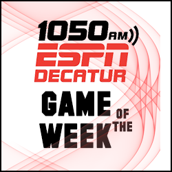Listen to the Earthmover Game of the Week, presented by Landmark in Taylorville, throughout the football & basketball seasons.