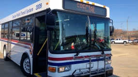 WATCH: Decatur Transit New Buses