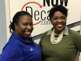 LISTEN: Decatur Frontiers Club's Valentine's Gala with Nikki Taylor & Patrice Taylor on TALS