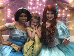 PHOTOS: Princess Tea Party