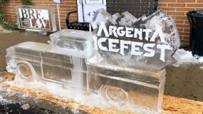 WATCH: 4th Annual Argenta Ice Fest