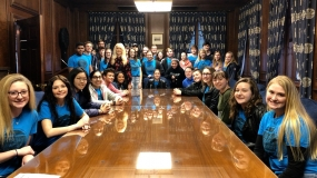 WATCH: Young Leaders in Action Tate & Lyle Tour