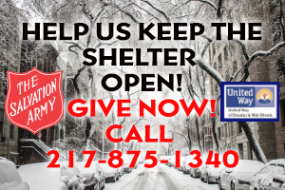 Salvation Army Emergency Shelter Fundraiser Raises Over $50,000