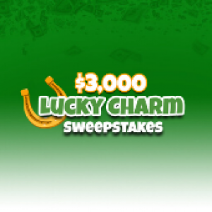 Y103 Lucky Charm Sweepstakes