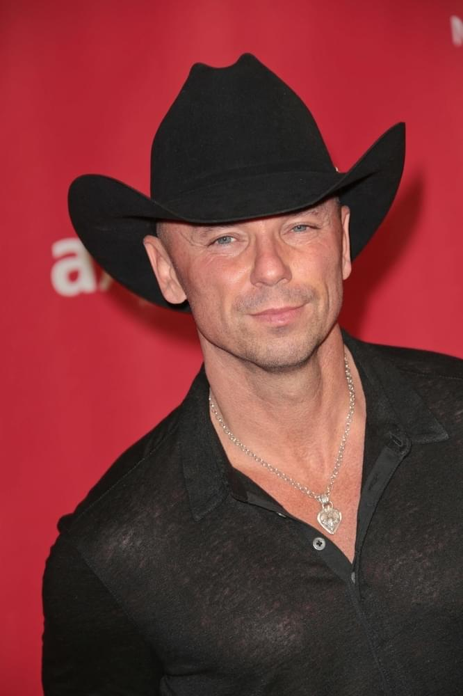 "Listen: Brand New Kenny Chesney- ""Here & Now"""