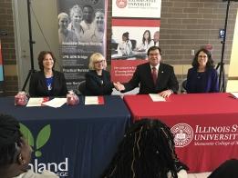 LISTEN: New Nursing Partnership Announced Between ISU and RCC