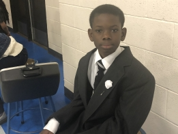 PODCAST & PHOTOS: French Academy Black History Month Wax Museum