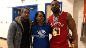 WATCH: Boys & Girls Club Alumni All-Star Game